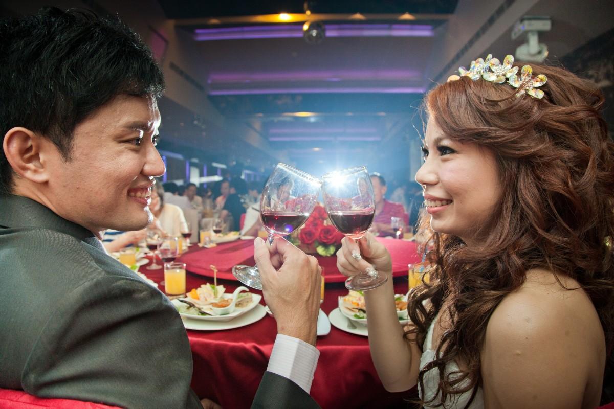 婚禮攝影:高雄婚攝美克