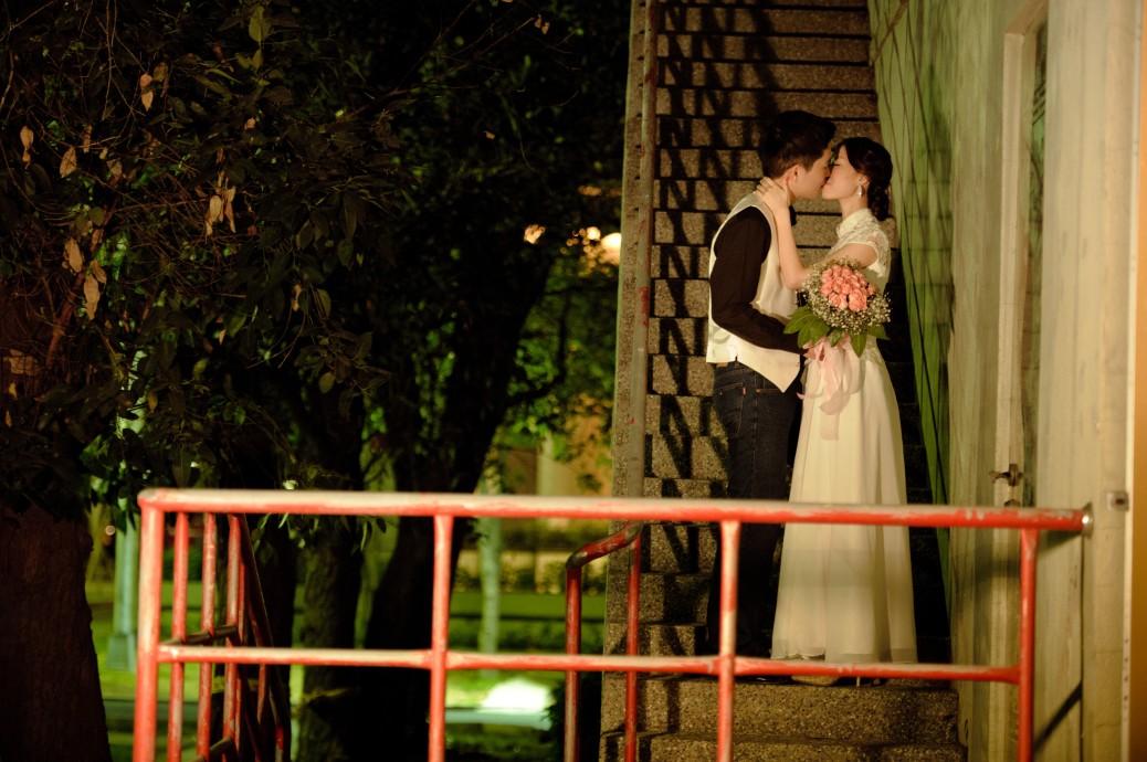 婚紗拍攝景點-夜景篇:高雄愛河