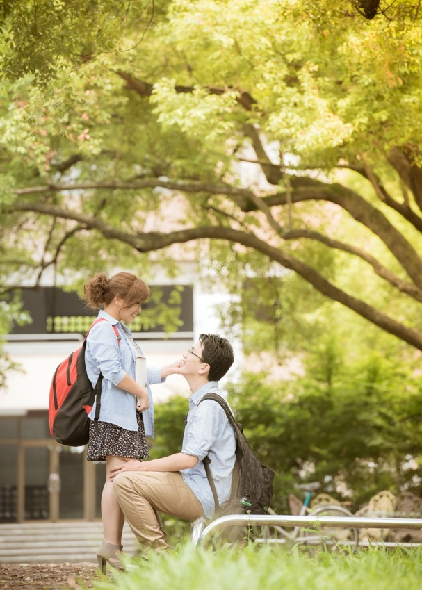 校園故事婚紗照-婚攝MAC