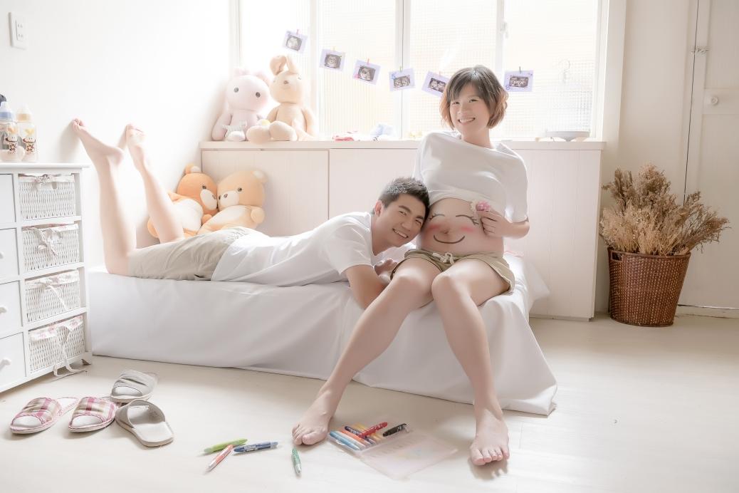 高雄孕婦寫真與孕婦照