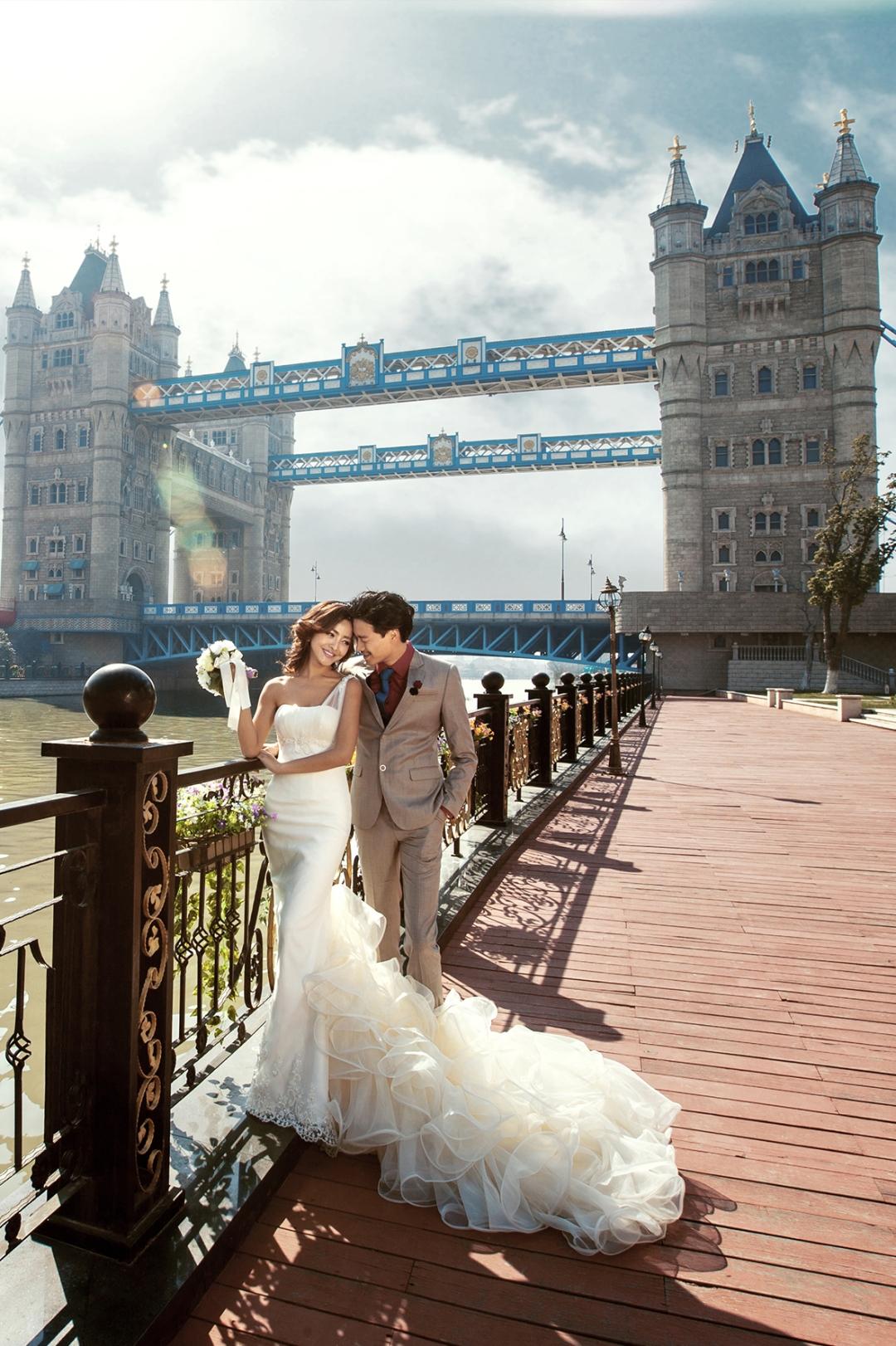 高雄婚攝MAC推薦-連雲港婚紗攝影工作室