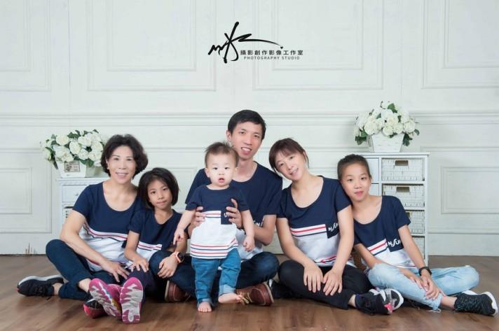 全家福,全家福照,親子寫真,親子照,全家福攝影,全家福寫真,全家福推薦